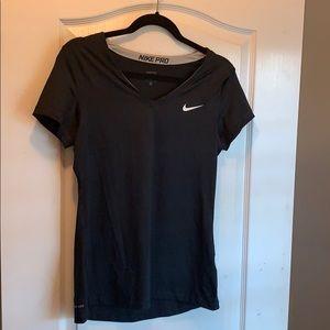 Nike Pro short sleeve shirt